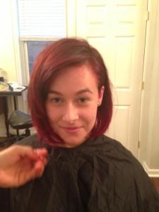 Transformation Emily